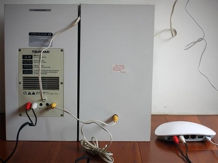 神啊!救救我吧!好在有 華美 HAME MR-B2音樂盒無線路由器 升級WiFi音響真EASY - 16