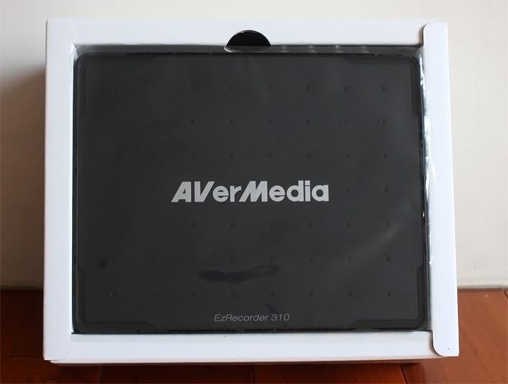 圓剛 AVerMedia EzRecorder310 超級錄影王強調高畫質預約錄影開箱體驗 - 5