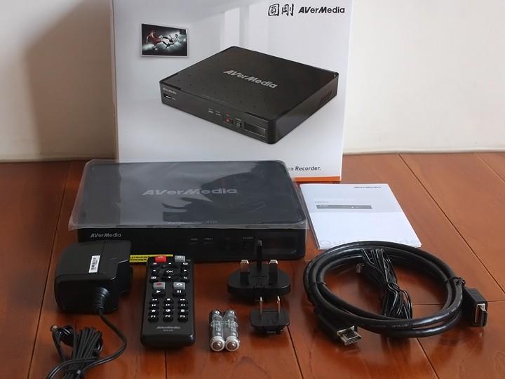 圓剛 AVerMedia EzRecorder310 超級錄影王強調高畫質預約錄影開箱體驗 - 6
