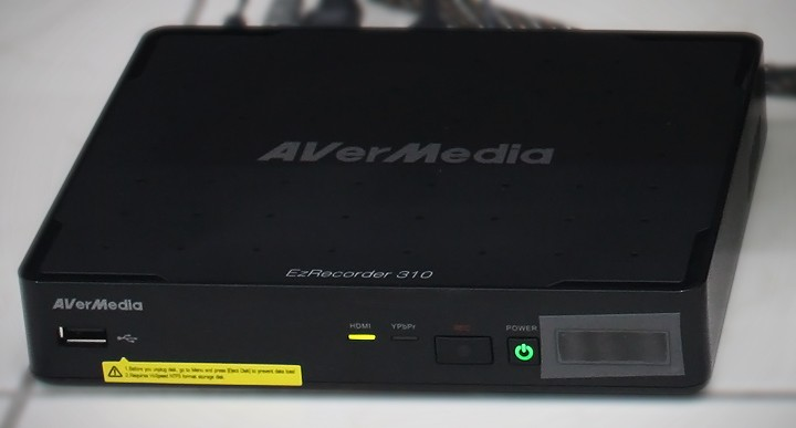 圓剛 AVerMedia EzRecorder310 超級錄影王強調高畫質預約錄影開箱體驗 - 19