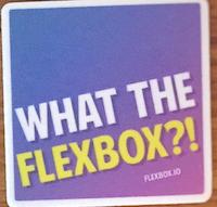 flexbox.io 出的貼紙