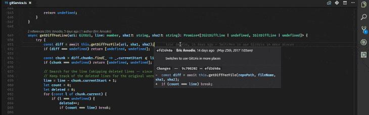 GitLens 預覽圖片