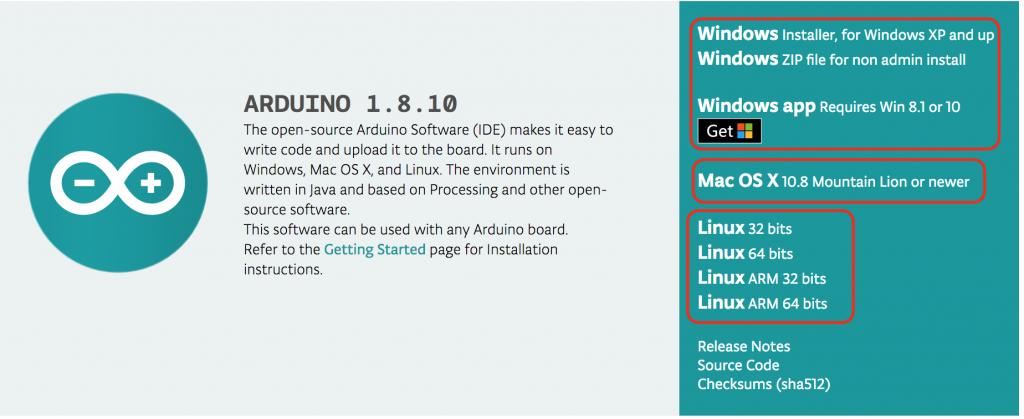 Arduino Software IDE
