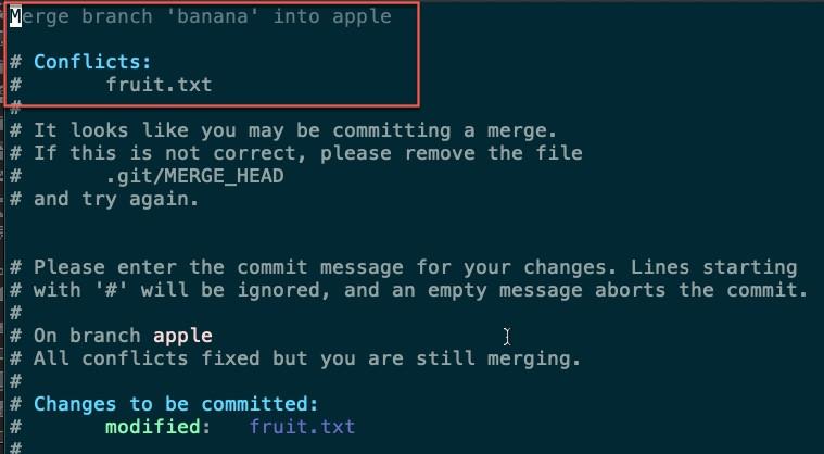 編輯 commit message
