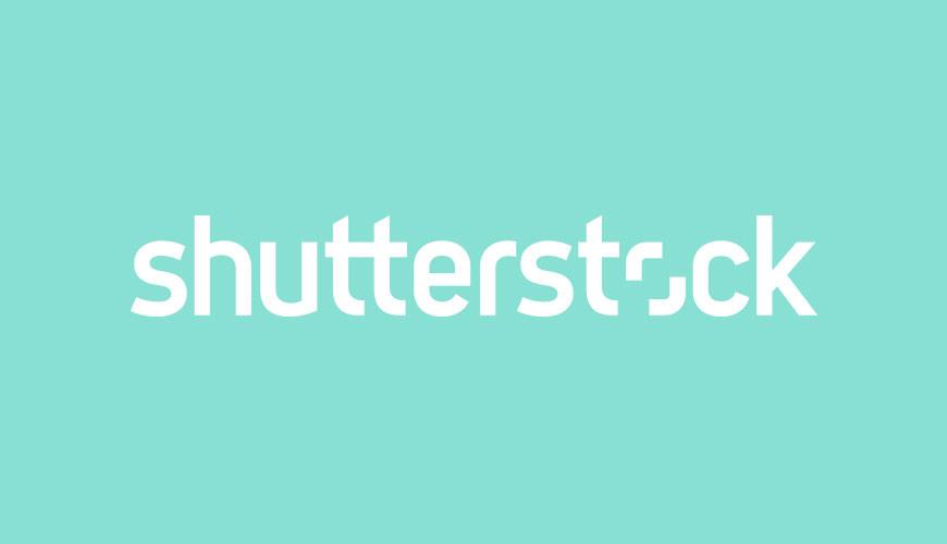Shutterstock 释放过一百多个照片和多媒体系统資源供一键下载