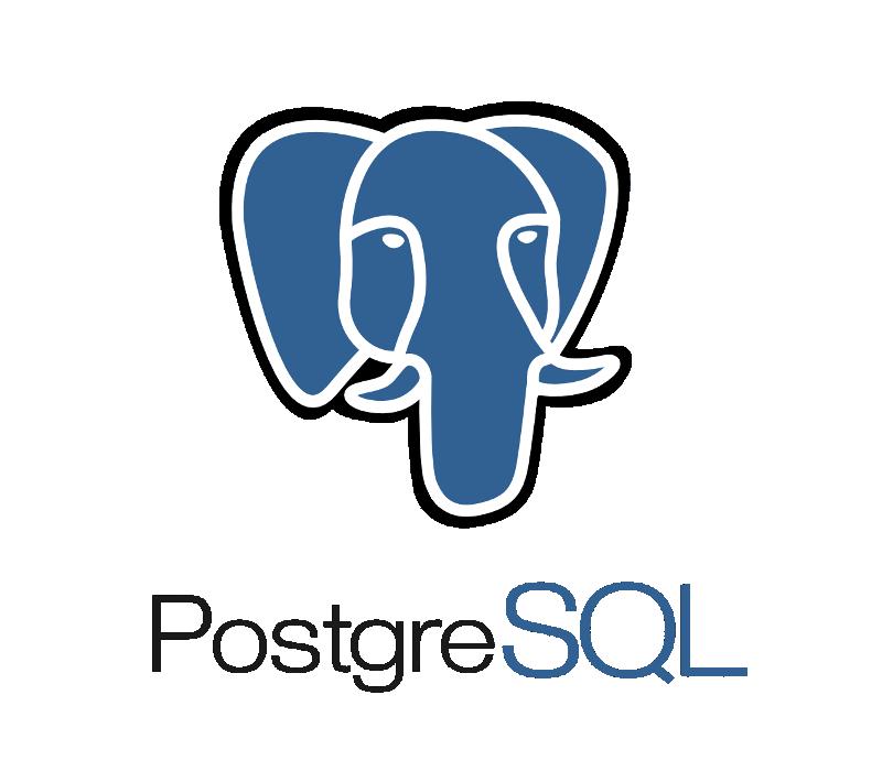 PostgreSQL Logo: https://www.pngegg.com/en/png-echqn