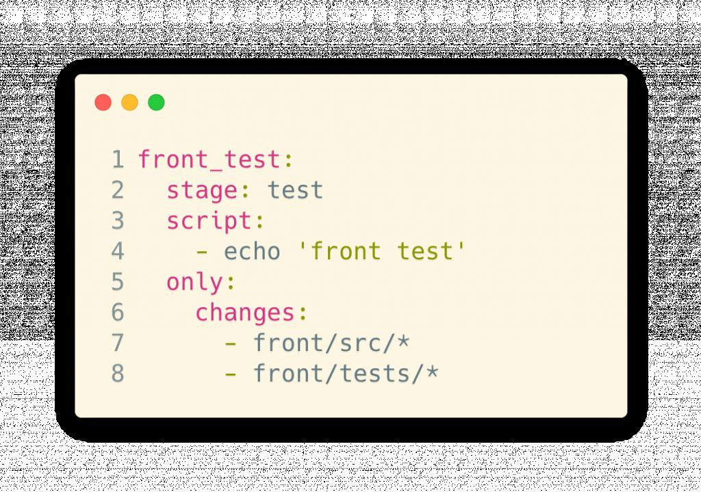 插入設置條件 change_only_front