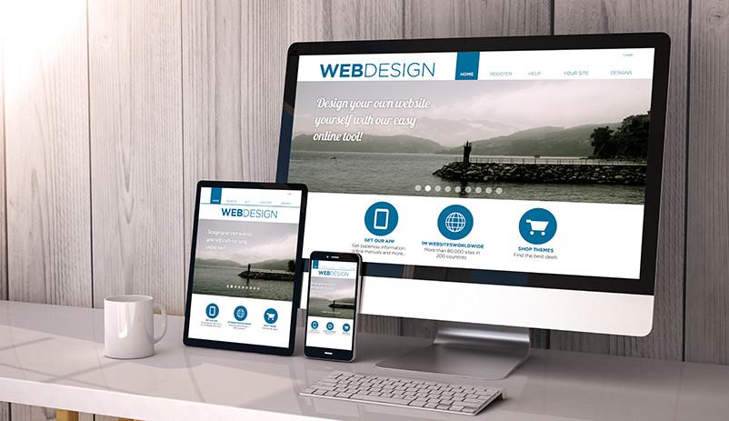 響應式網站設計