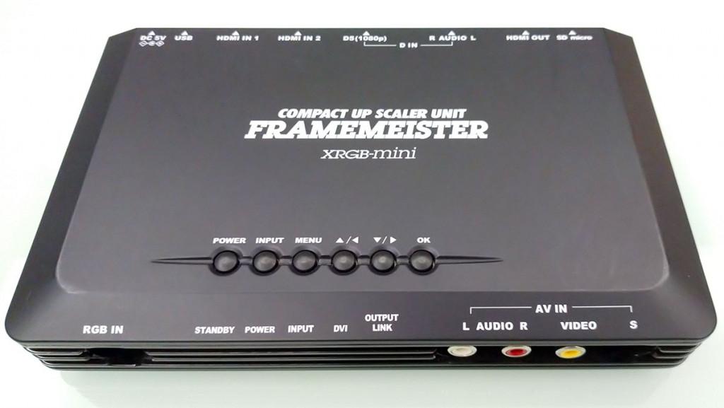 マイコンソフト FRAMEMEISTER N/フレームマイスターN XRGB-mini