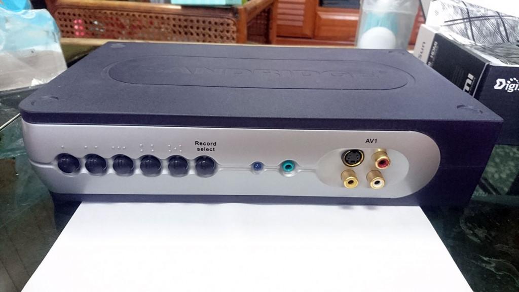Bandridge Premium Performance 5 Way SCART Selector Switching Box