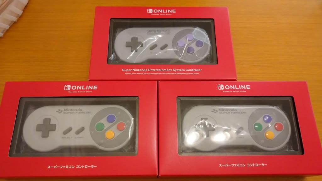 Nintendo Switch Online 會員限定的超任造型經典控制器