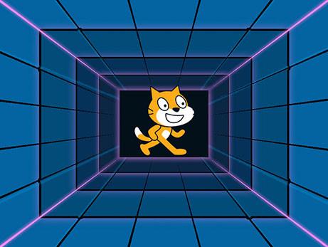 Scratch 3 教學 - 立體空間 ( 三度空間 )