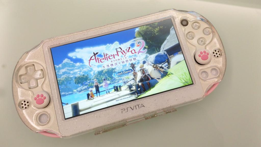 PSV 上遠端遊玩 PS4 遊戲