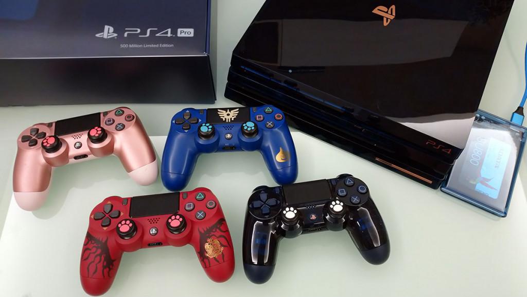 我家的 PS4