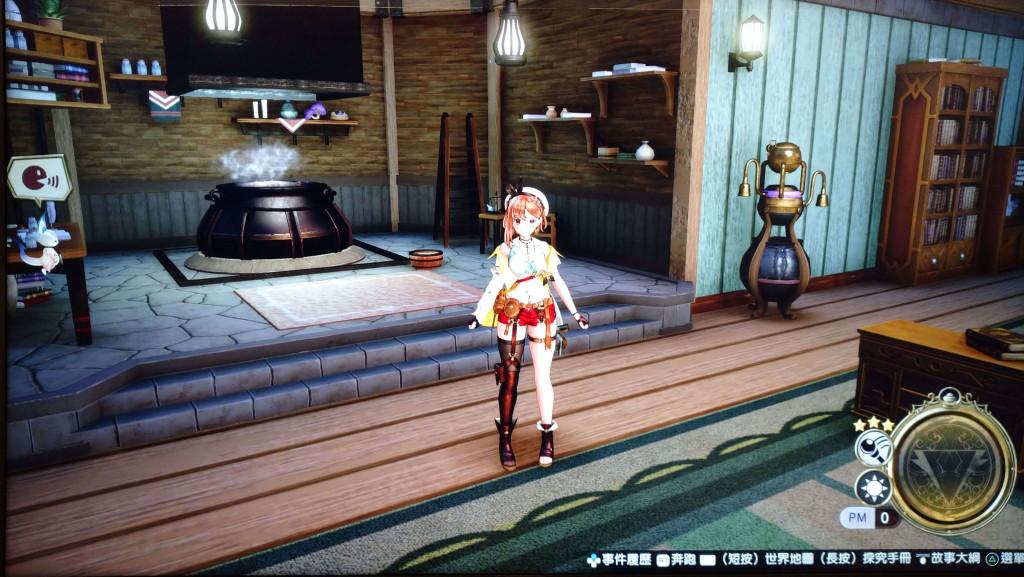 PS4 Pro實際遊戲畫面