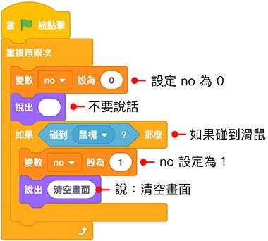 Scratch 3 教學 - 記錄畫圖軌跡