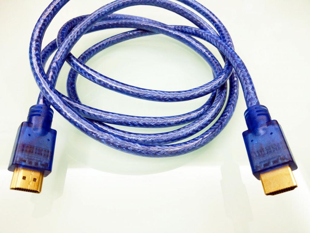 HDMI線外觀圖